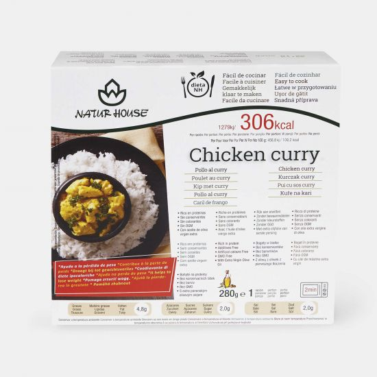 Poulet Curry